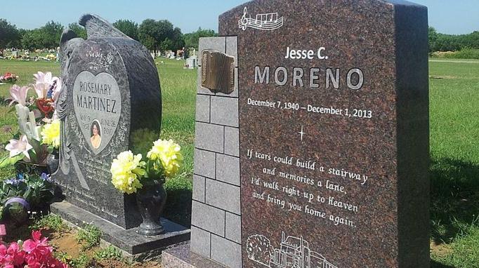 San Antonio Monuments - Meier Bros. Monuments